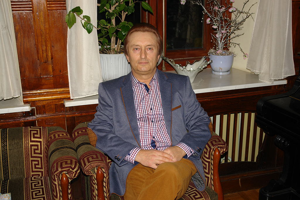 Александр Высокий